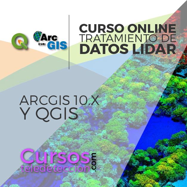 Curso Online Datos Lidar ArcGIS