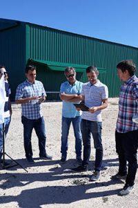 Curso de teledeteccion agricultura drone aerodromo