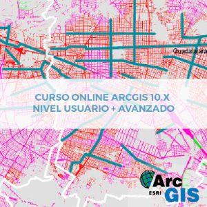 Curso Online de Especialista en ArGIS 10.x