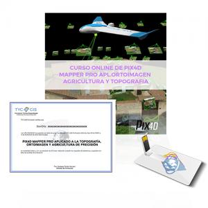 PIX4D Mapper pro diploma
