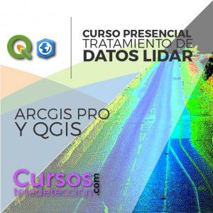 Curso Presencial de Teledeteccion LIDAR Arcmap