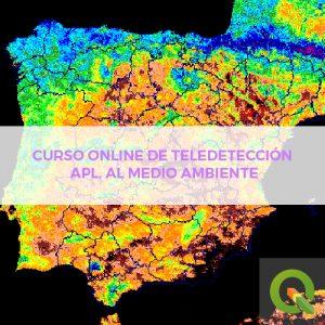 Online Teledeteccion Aplicado Medio Ambiente