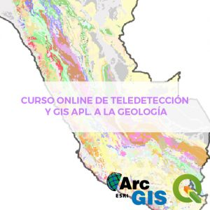 Online Teledeteccion aplicado a la Geologia