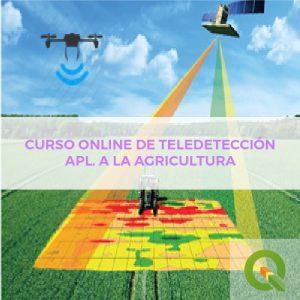Online teledeteccion a la agricultura