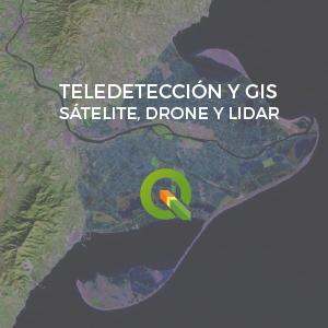teledeteccion dron y lidar