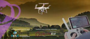 Curso de piloto de dron tyc gis