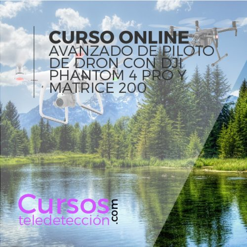 CURSO PHANTOM Y MATRICE 200