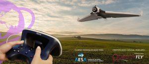 curso avanzado piloto de drone ala fija madrid