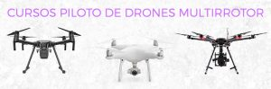 drones multirrotor