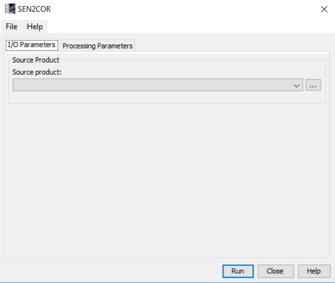 Instalación del componente Sen2Cor en el software de SNAP