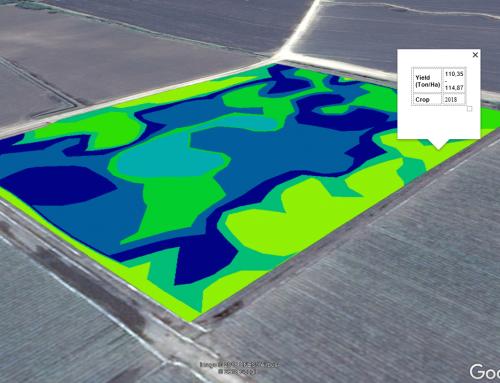 Mapas de productividad | Elemento clave en la Agricultura de Precisión