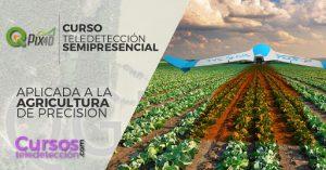 Semipresencial Teledetección Agricultura