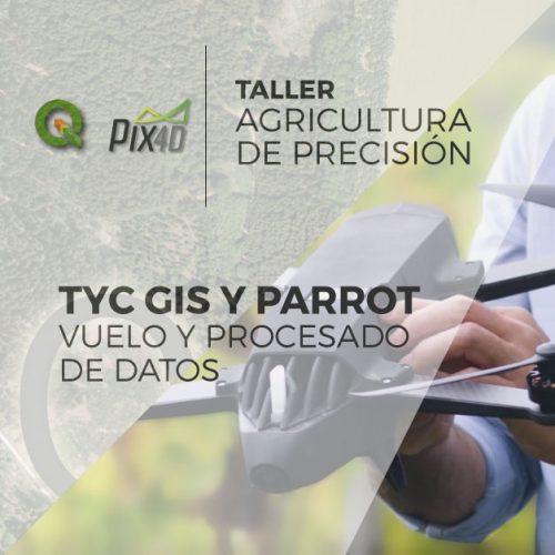 Taller agricultura de precisión (producto)