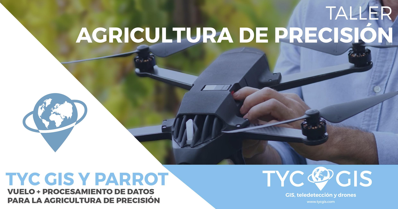 Taller de Agricultura de Precisión