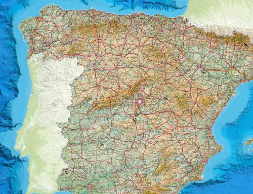 Descarga de datos GIS gratuitos de España
