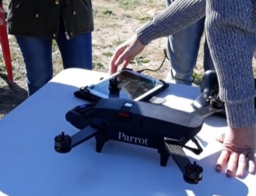 Taller de teledetección aplicada a la agricultura