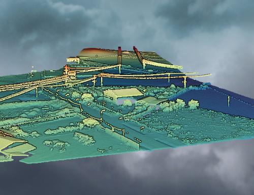 Cálculo de biomasa vegetal a partir de datos LIDAR con QGIS (LasTools)