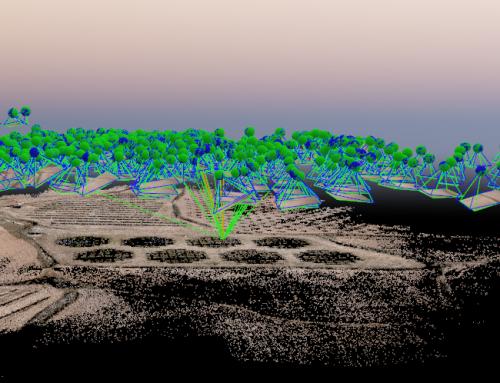Procesado de imágenes RGB con Pix4D