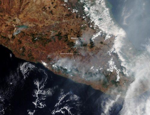 Beneficios del uso de la Teledetección y los SIG en incendios forestales
