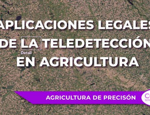 Aplicaciones legales y periciales de la Teledetección en Agricultura mediante datos de satélite gratuitos, Ortofotos y datos de Drones