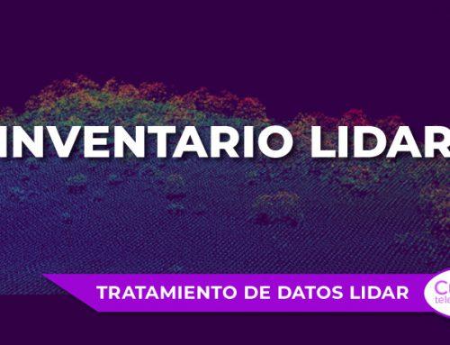 Inventario LIDAR