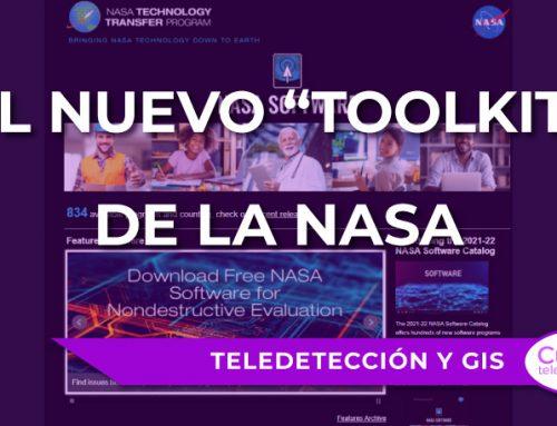 """El nuevo """"toolkit"""" de teledetección de la NASA"""