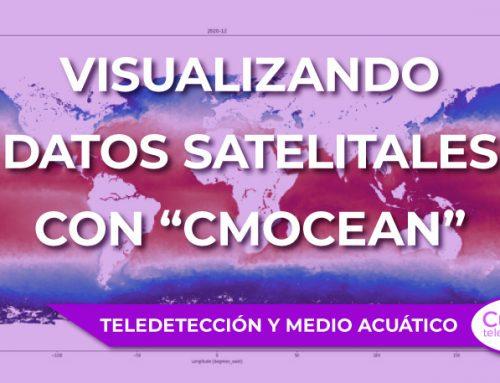 "Visualizando datos satelitales con Python: librería ""cmocean"""